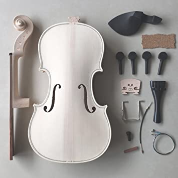 Violín para hacer gran regalo/hogar Hobby Idea todos los accesorios incluidos
