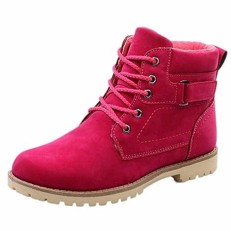 824f887e0df Amazon.com: SUKEQ Women Fashion Keep Warm High Top Boots Short Plush ...