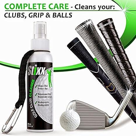1 Club de Golf - Limpiador de cuidado completo: limpia su ...