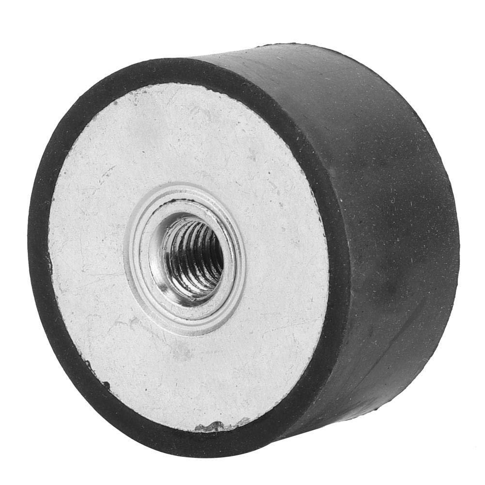 4pcs Female Thread Rubber Mount Anti-Vibration Rubber Mounts Bobbin Isolator Damper Anti Vibration Rubber Mount DE40*20 M8