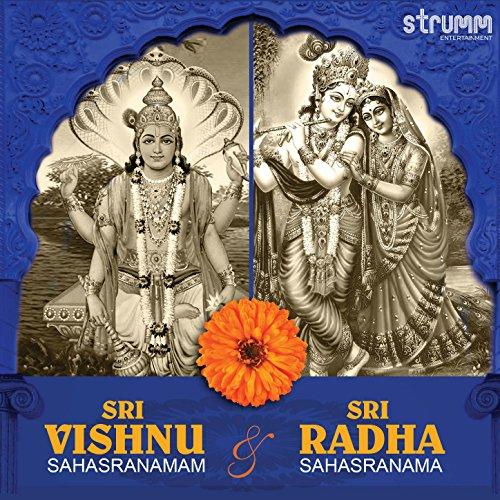 Amazon.com: Sri Vishnu Sahasranamam & Sri Radha Sahasranama: OM Voices