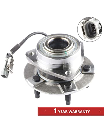 MOSTPLUS Wheel Bearing Hub Front Wheel Hub and Bearing Assembly for A Equinox Torrent Vue with