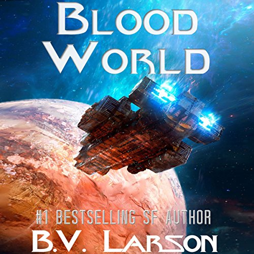 Blood World: Undying Mercenaries, Book 8