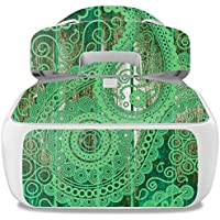 Skin For DJI Goggles – Vintage Paisley | MightySkins Protective, Durable, and Unique Vinyl Decal wrap cover | Easy To Apply, Remove, and Change Styles | Made in the USA