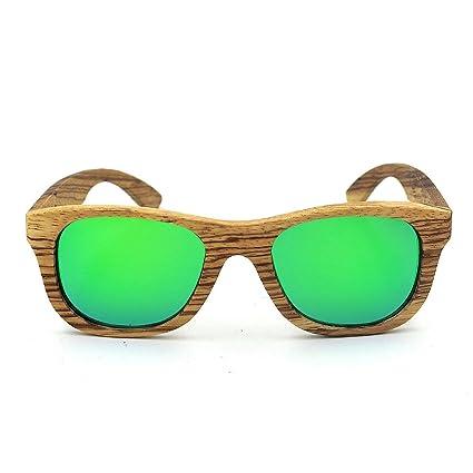 Aihifly Gafas de Sol polarizadas Gafas de Sol Cebra Retro de ...