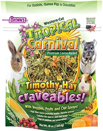 Tropical Carnival Guinea Pig Food - 7
