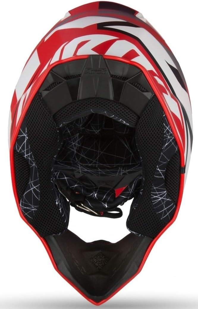 Airoh TWGR55 Twist Great Red Matt XS