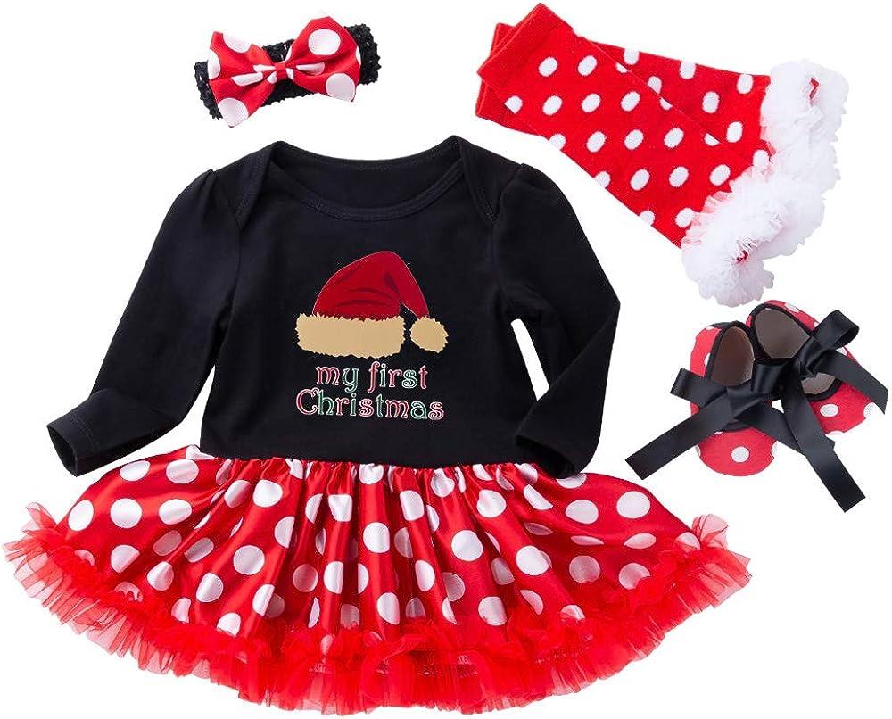 Christmas Reindeer Costume Party Fancy Dress Ladies Girls Headband Tutu Stocking