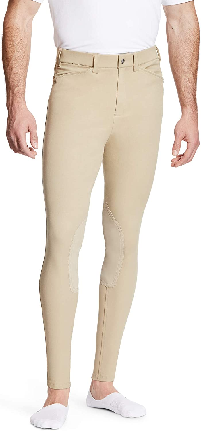 ARIAT Men's Heritage Knee Patch Breech
