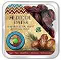 Medjool Dates pack of 2 containers (Total 2lbs)