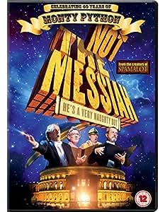 Not the Messiah - He's a Very Naughty Boy [Reino Unido] [DVD]