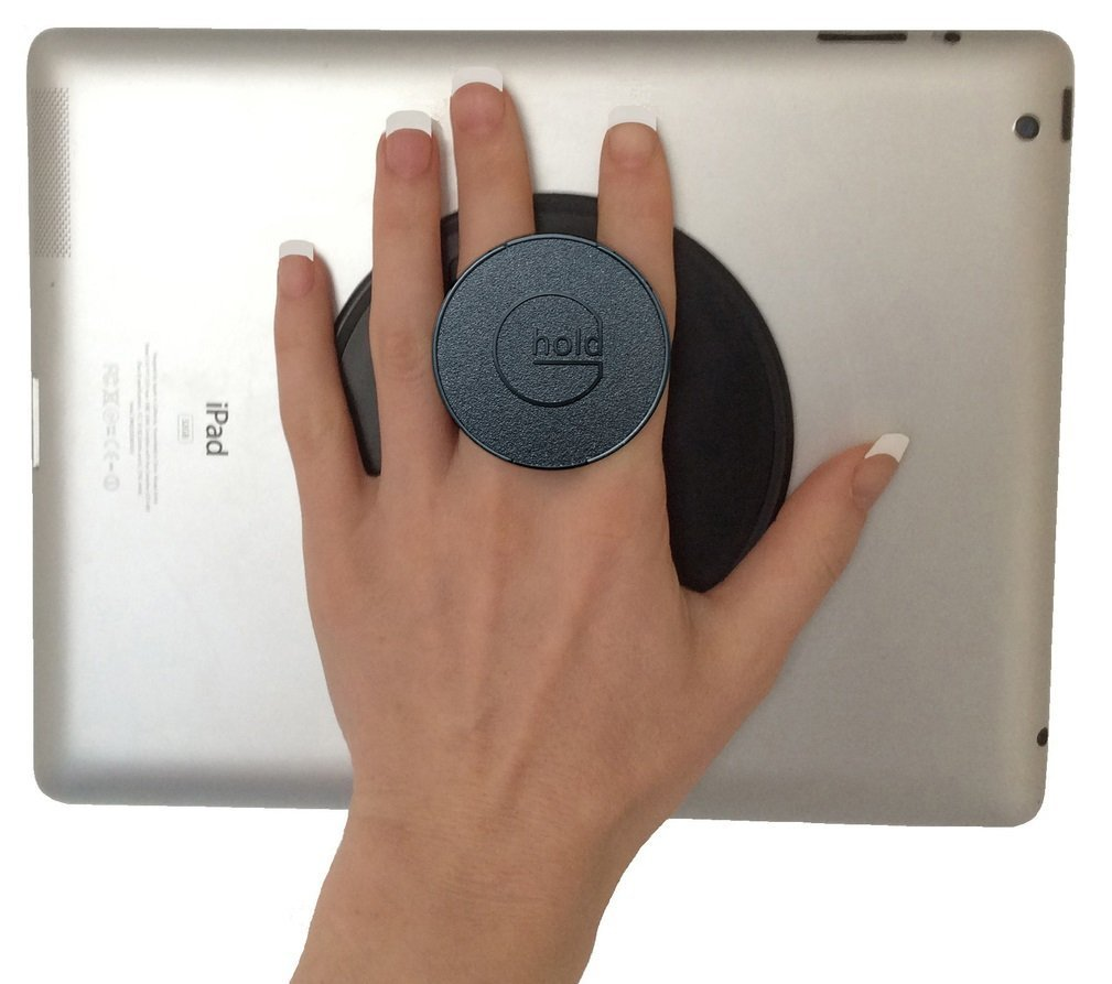 G-Hold iPad Holder A Ergonomic And Comfortable Tablet Holder Fits Most Tablets And Is Removable