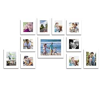 d19128b17a Buy Art Street Classy Photo Frame Set of 11 Individual Frames ...