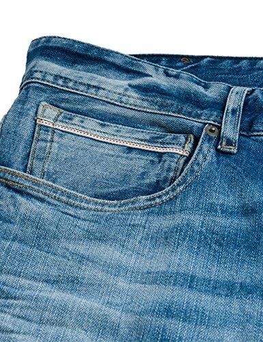 Replay Uomo Denim Jeans Blu blue Grover ZZqzwU6