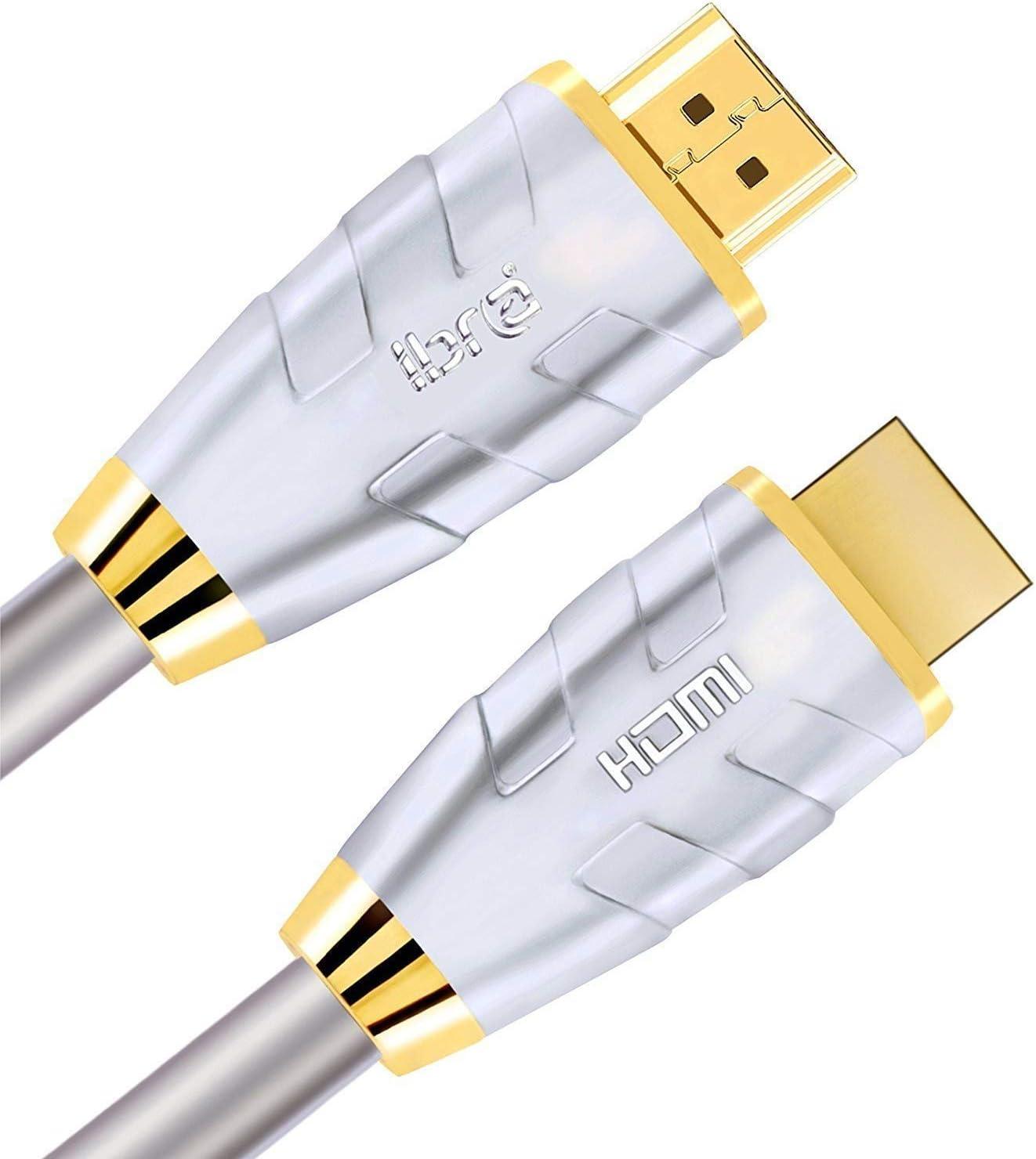 4k Hdmi Kabel 8m Hdmi 2 0b Kabel 4k 60hz Highspeed Elektronik