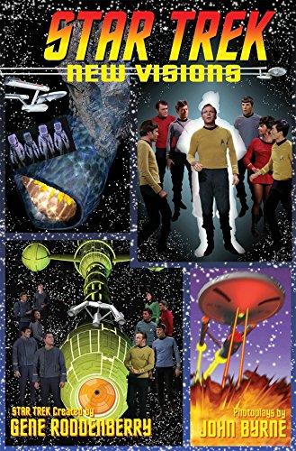 (Star Trek: New Visions Volume 2)