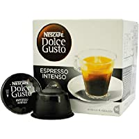 雀巢多趣酷思 NESCAFE DolceGusto 意式浓缩咖啡咖啡胶囊 进口
