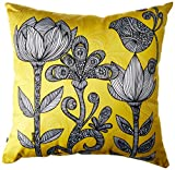 Toys : Deny Designs Valentina Ramos Green Garden Throw Pillow, 20 x 20