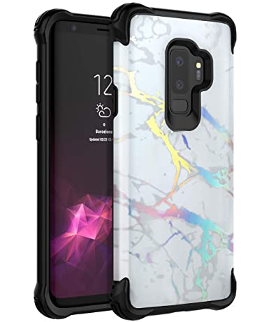 Amazon.com: TIANLI - Carcasa para Samsung Galaxy S9 Plus ...