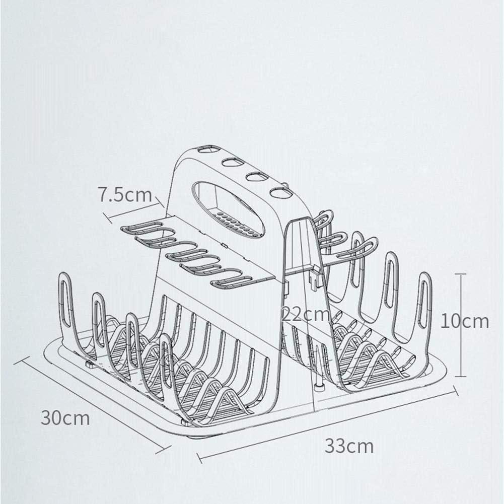 certainoly S/échoir pour biberon Etendoir S/échoir Drain Rack Coupe Bo/îte de Rangement Porte-Bouteille S/échage