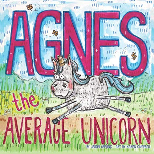 Agnes The Average Unicorn for sale  Delivered anywhere in USA