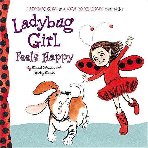 (Ladybug Girl Feels Happy)