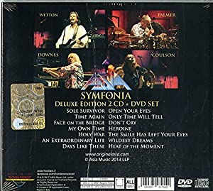 Symfonia - Live In Bulgaria 2013 (Deluxe 2CD/DVD Ed.)