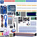 Quimat UNO R3 Project Super Starter Kit with Free Tutorial for Arduino,Complete Robotics
