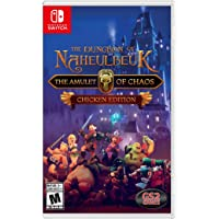 The Dungeon of Naheulbeuk: The Amulet of Chaos - Chicken Edition - Nintendo Switch