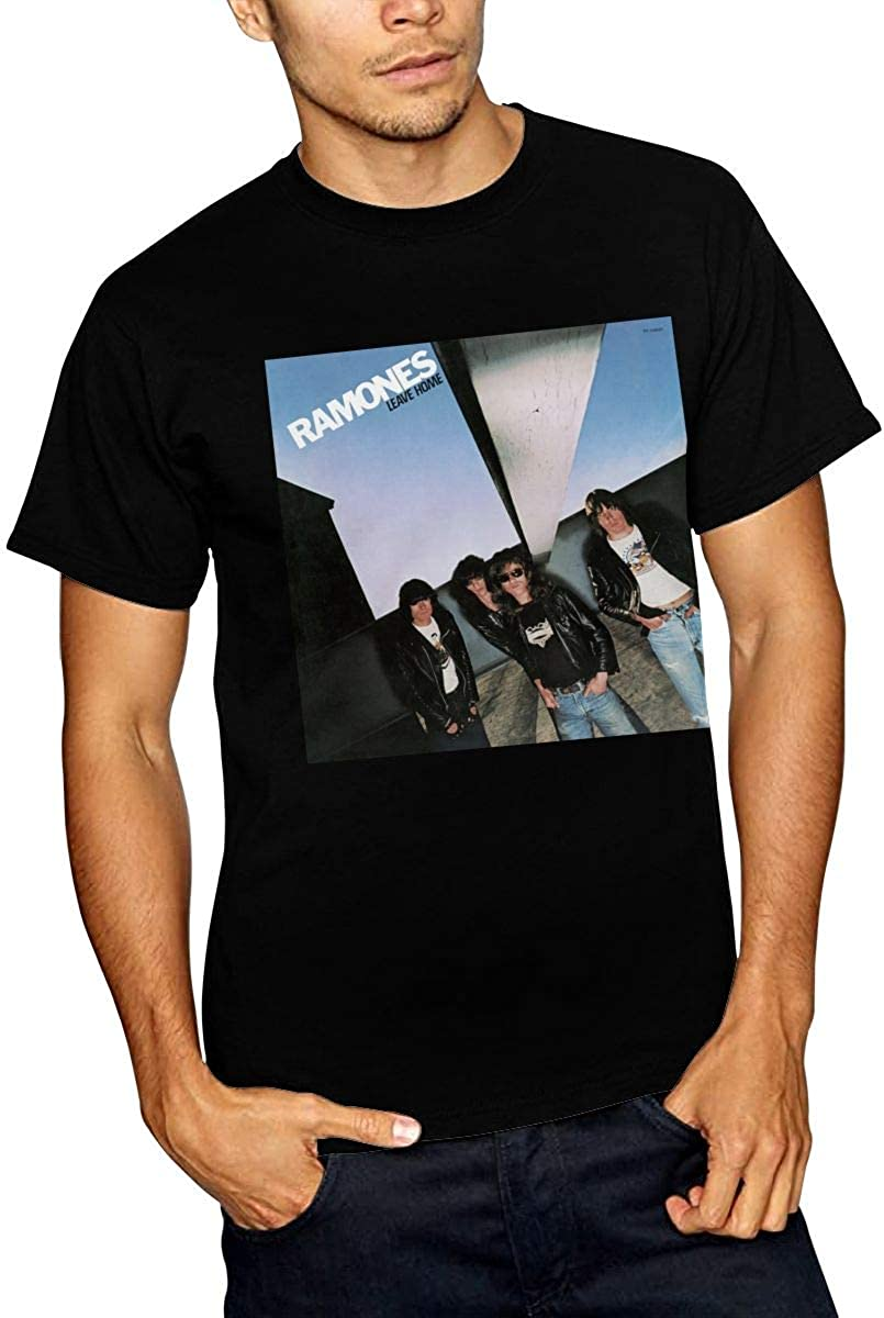 Ramones Leave Home Band Men's Classic Gift Short Sleeve T Shirt,Shirt