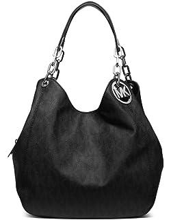 57a1fb693b8a9d Buy michael kors fulton purse black > OFF51% Discounted