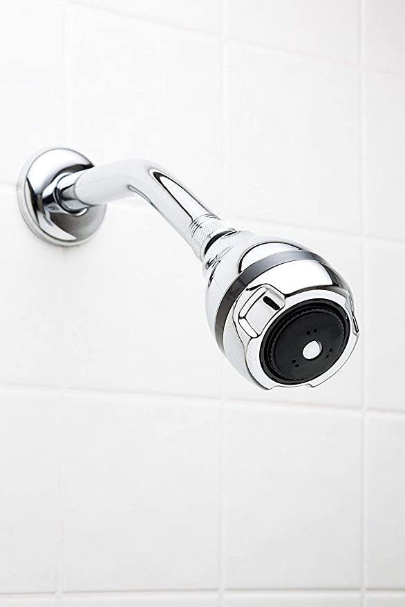 Best Shower Head for Low Water Pressure - The Original Fire Hydrant Spa Plaza Massager Shower Head US Trademark Serial Number 87180090 in Chrome