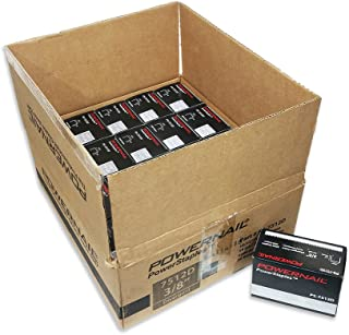 "product image for Powernail 19 Ga. Divergent Point Staples, 15/32"" Crown, 3/8""leg (1 Case of 20-5,000 boxes)"