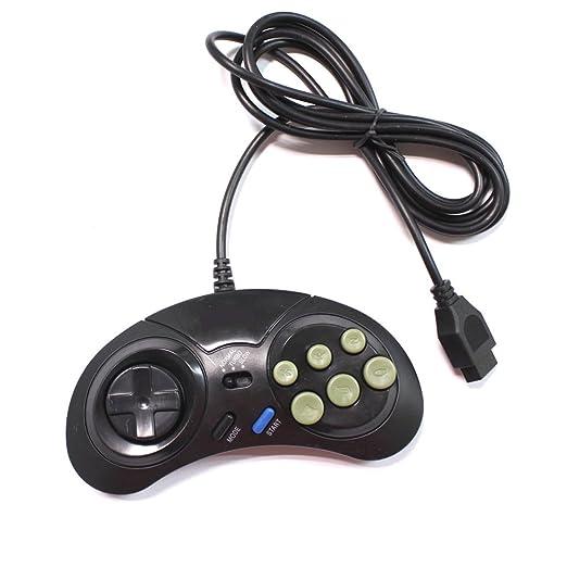 Link-e : Joystick/Mando De 8 Botones Con Función Turbo/Slow Para