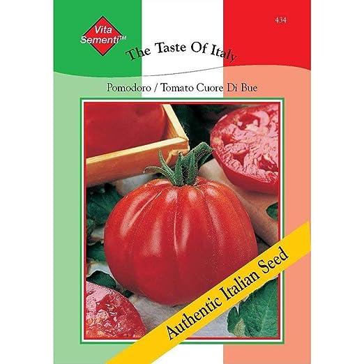 ScoutSeed Thompson & Morgan Tomate Cuore Di Bue Semillas Albenga ...