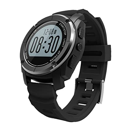 Amazon.com: MOREFINE Bluetooth GPS Smartwatch Fitness ...