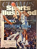Sports Illustrated April 10 2017 North Carolina Wins 2017 NCAA Men's Basketball Championship