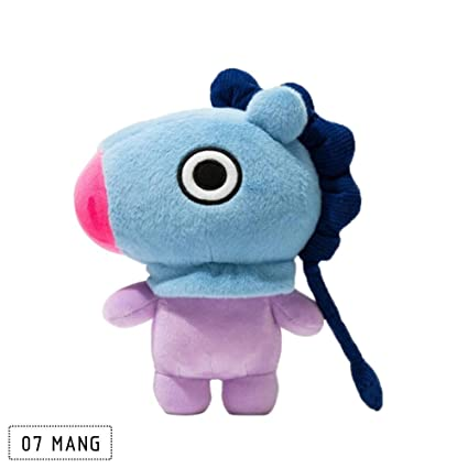 FANMURAN 30CM KPOP BTS Plush Toy BT21 Rabbit Dog Standing Doll Gift J-HOPE