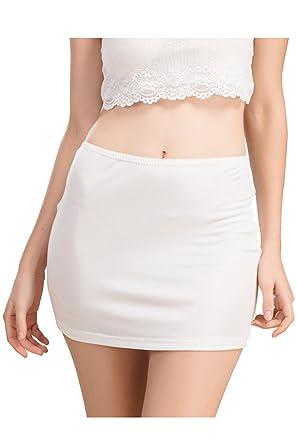 e60d3d365e48ee Babyonlinedress Jupon Mini Combinaison Femme Underwear Jupon sous ...