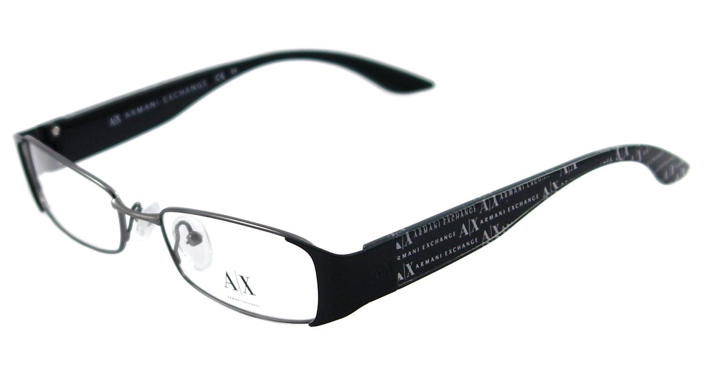 e4bc484abae Amazon.com  Armani Exchange Eyeglasses AX 231 BLACK D4E AX231  Armani  Exchange  Shoes
