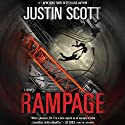 Rampage: A Novel Audiobook by Justin Scott Narrated by Marc Vietor