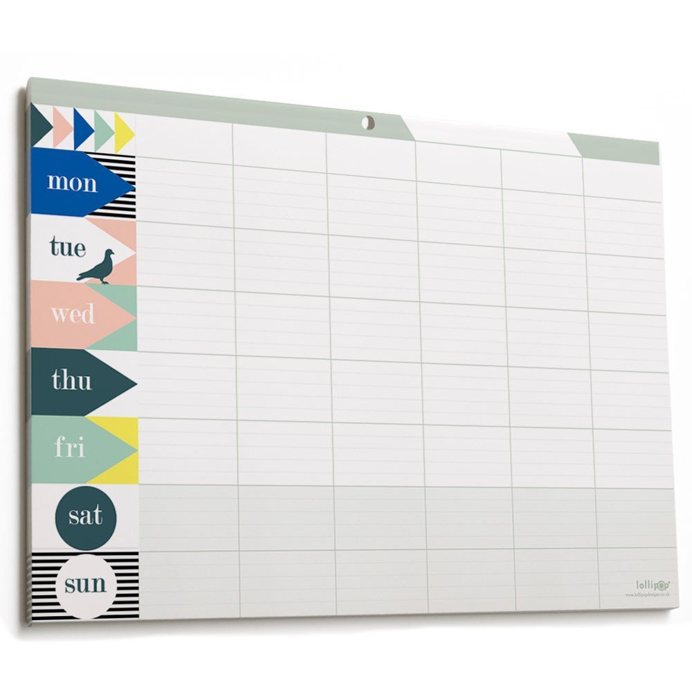 Weekly Calendar Pad : Cool desk pad calendars images university of