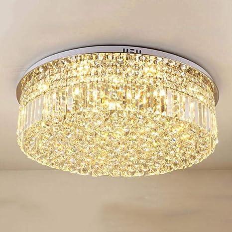 Las luces de techo modernas K9 Crystal LED para Habitación ...