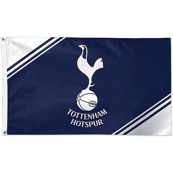 Amazon Com Wincraft Tottenham Hotspur Deluxe Flag 3 X 5 Foot Sports Outdoors