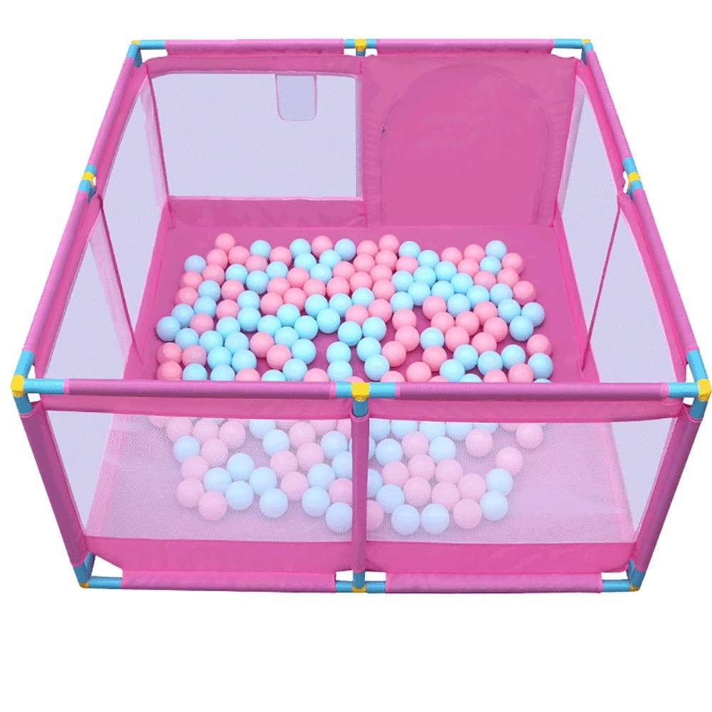 適切な価格 室内用ベビー、幼児用セーフティプレイエリアゲート、室内用と屋外用のベビーベビーサークルとボールピットセット(ピンクの六角形) (色 : : ピンク, サイズ サイズ (色 さいず : 128×128×66cm) 128×128×66cm ピンク B07QB7KCLR, REIKO KAZKI:aa95b2ee --- a0267596.xsph.ru