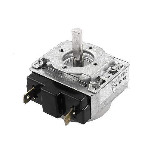 sourcing map Interruptor Temporizador del Controlador Tiempo, Temporizador Repuesto para Cocina Horno