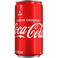 Coca-Cola Original, 24 Pack - 235 ml/lata