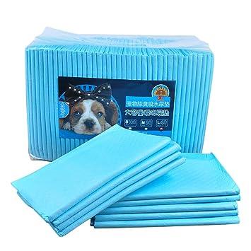 Almohadilla de orina para Perros Desodorante Grande, absorción de Agua Ultra Liviana, no se