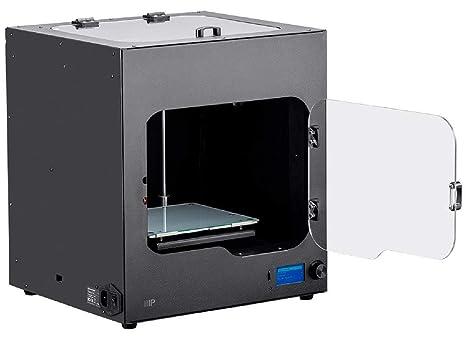 Monoprice Maker Ultimate 2 Impresora 3D – con (200 x 150 x 150 mm ...