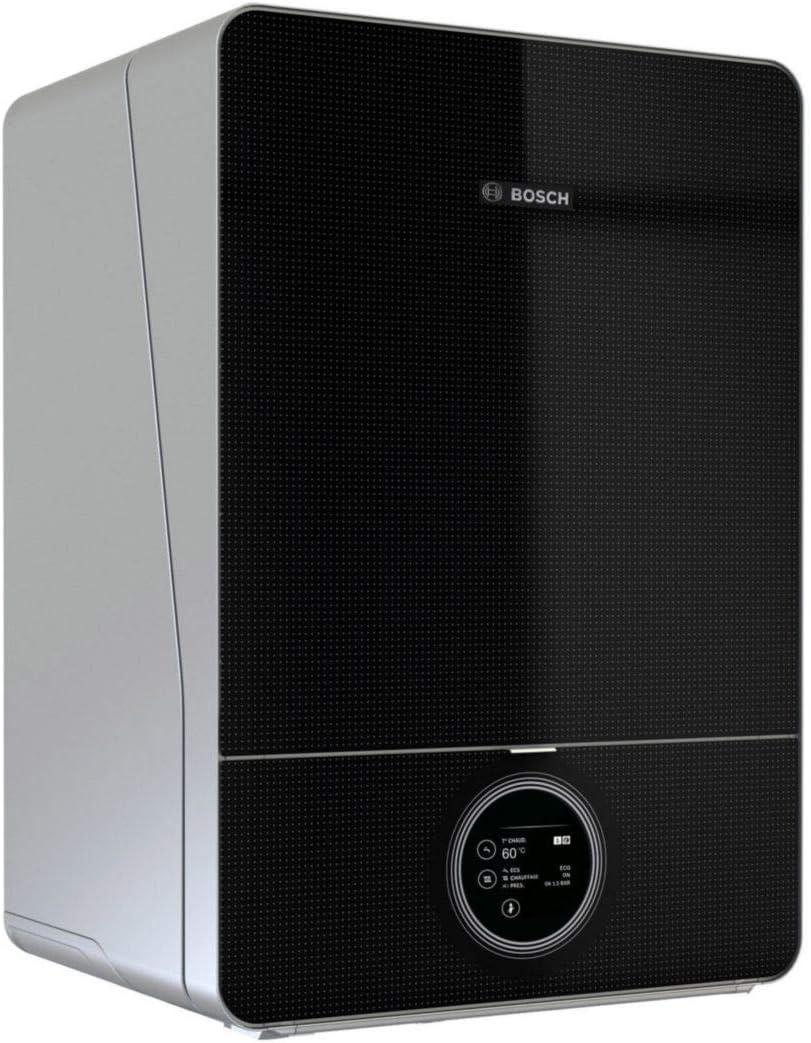 Bosch thermotechnologie-chaudière Gas condensación pared 9000i W calefacción solo 20kW negro Réf gc9000i W20EB237736701324